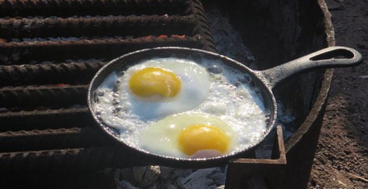キャンプで料理を子供と一緒に楽しく作ってみましょう!
