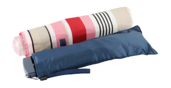 折り畳み傘は小さい方がいい?3つの視点からおすすめを紹介!