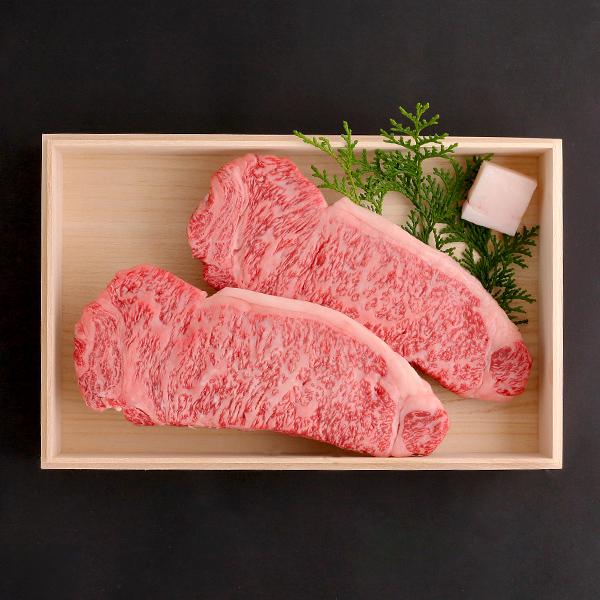 神戸ぐりる工房サーロインステーキ商材画像